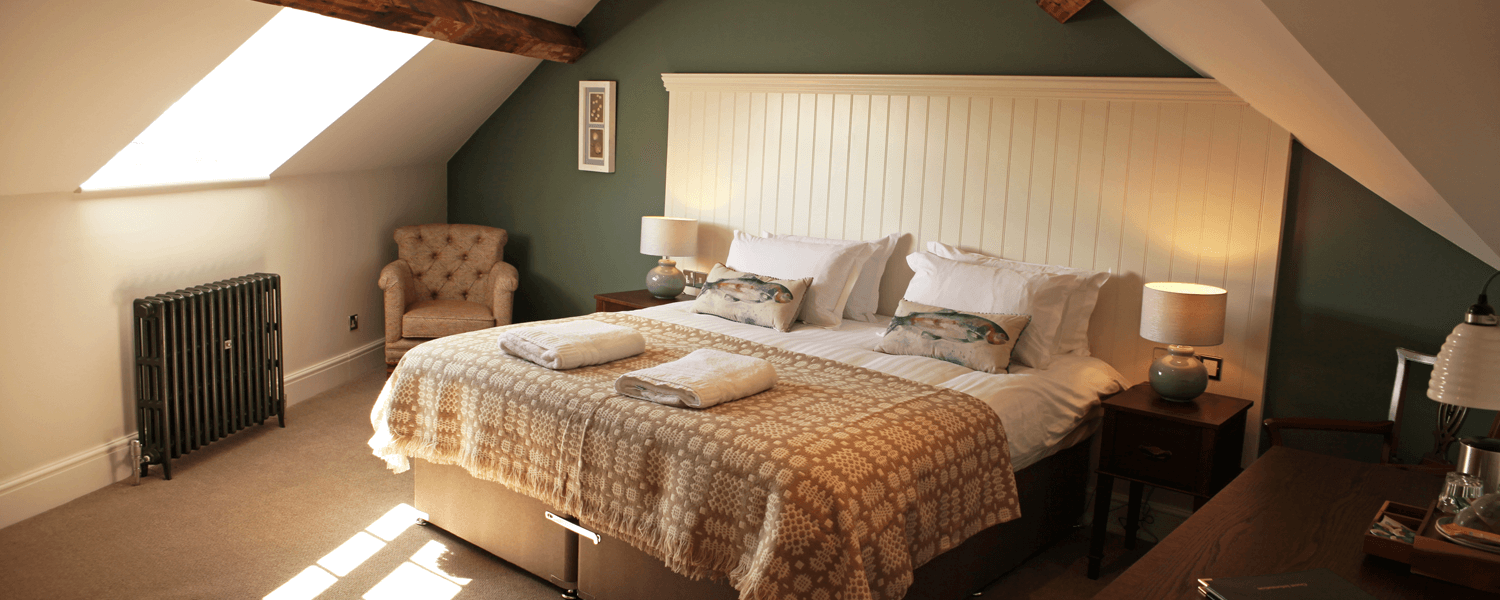 Boutique Guest Bedrooms